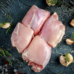 Organic Boneless / Skinless Chicken Thighs