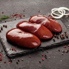Organic Pork Liver 1lb.