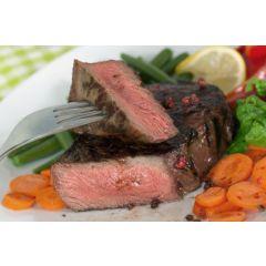 Organic Beef NY Strip Steaks
