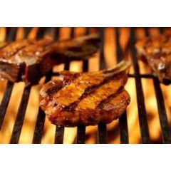 Organic Pork Chop Bone-In 2/10oz