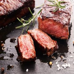 Bison NY Strips
