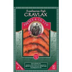 Spence & Co. Scandinavian Style Gravlax (4oz.)