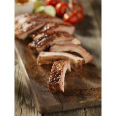 Organic Pork Baby Back Ribs (1 Rack)