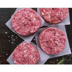 Ostrich Patties 4/4 oz