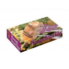 Pheasant Breast w/Wing Drummette (7oz)