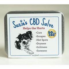 Suzie's CBD Salve