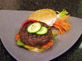 Exciting Mixed Grill Org Burgers & Brats