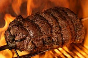 Grilled Organic Beef London Broil