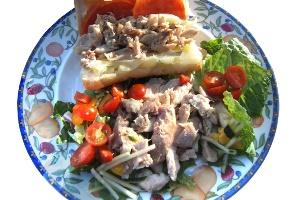 Outrageous Chicken Salad