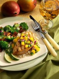 Beth's Caribbean Chicken Breasts #2
