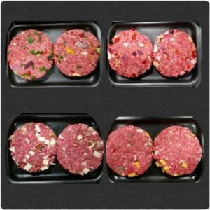 Gourmet Stuffed Burger Cooking Info